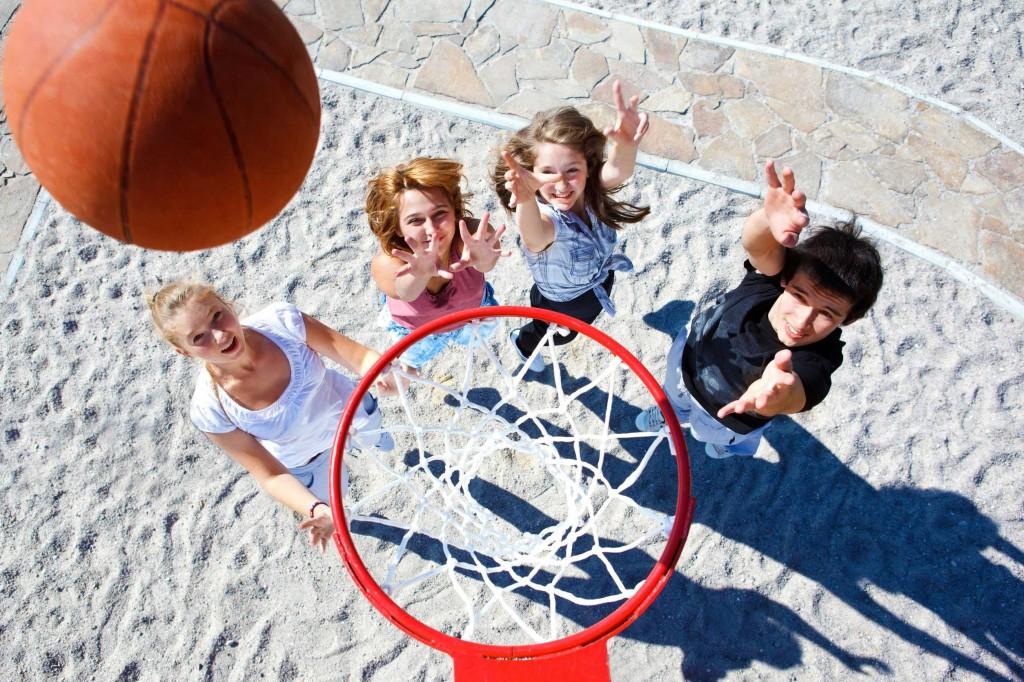 teenage-sport